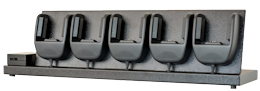 Multi slot desk charger